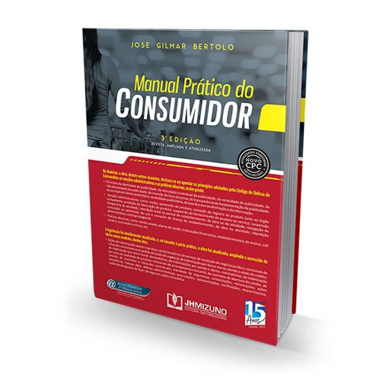 Manual Prático do Consumidor - 3ª edição