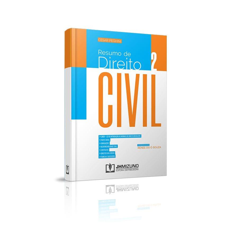 Resumo de Direito Civil - Vol. 2