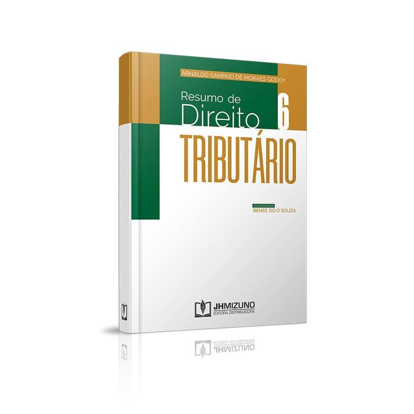 Resumo de Direito Tributário - Vol. 6