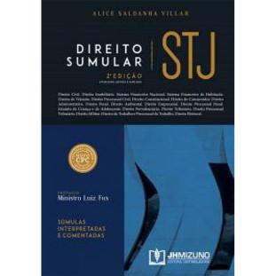Direito Sumular STJ - 2ª Edição