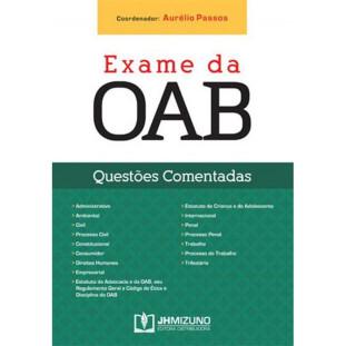 Exame da OAB - Questões Comentadas