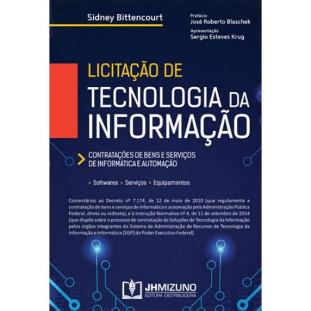 Licitação de Tecnologia da Informação - Contratações de Bens e Serviços de Informática e Automação