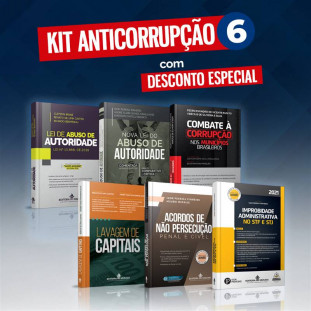Kit Anticorrupção 6