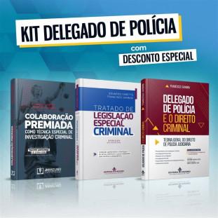 Kit Delegado de Polícia