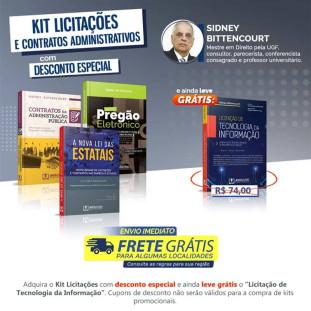 Kit Licitações e Contratos Administrativos